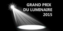 Grand Prix du Luminaire 2015