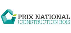 Logo du Prix National de la Construction Bois 2015