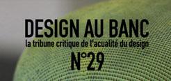 Design au Banc 29