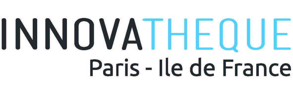Innovathèque Paris Ile de France Logo